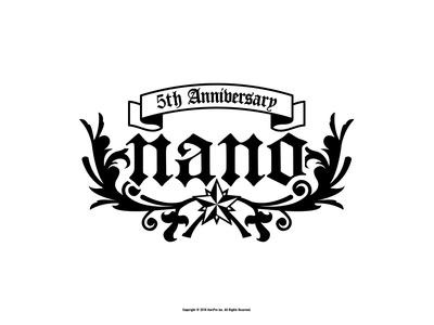 5th Anniversary 公開記念 WALLPAPER -White-