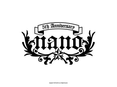 5th Anniversary 公開記念 WALLPAPER -White-